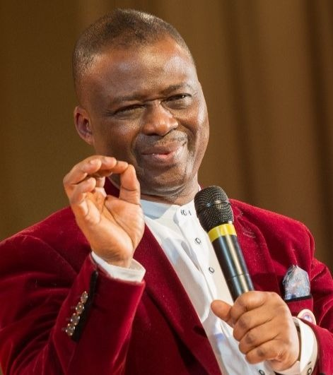 About the General Overseer